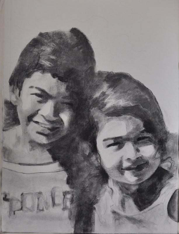 Anzo and Amaya