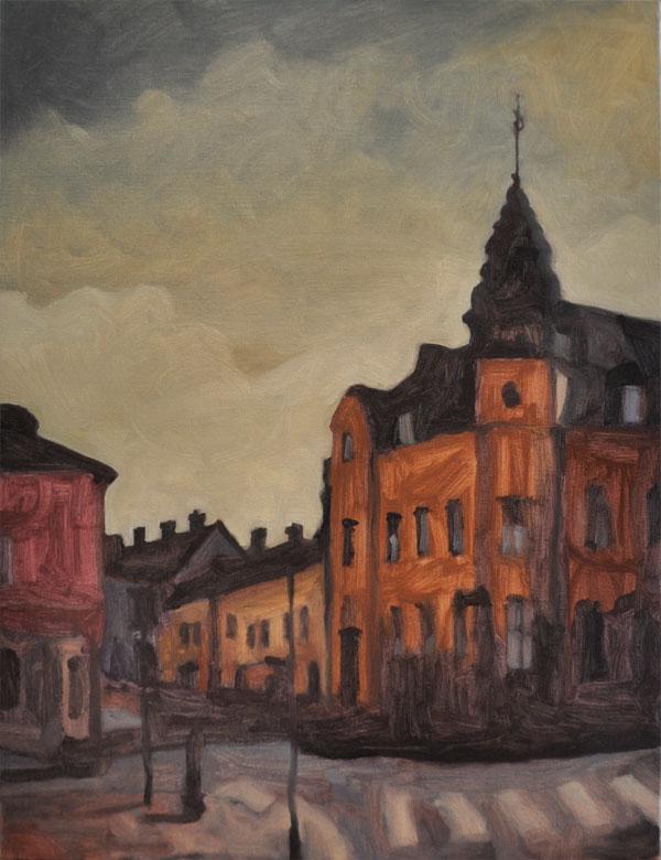 Svartbacksgatan Huset