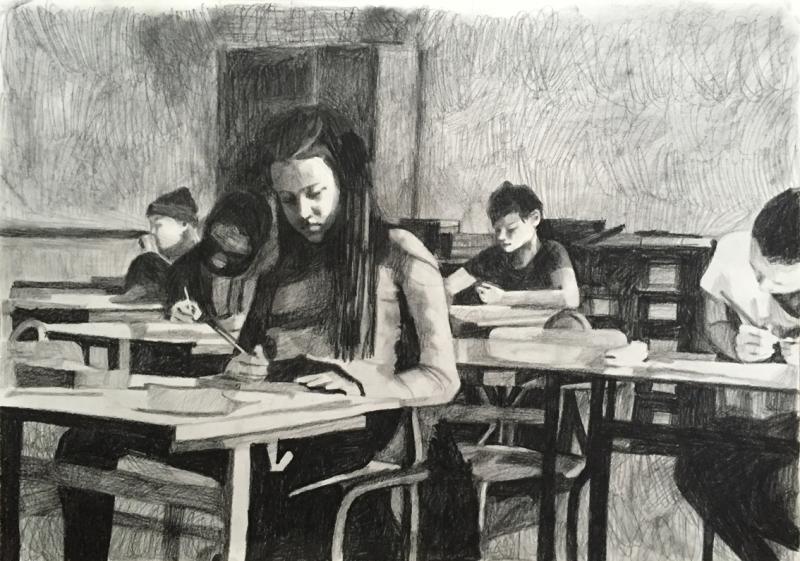 drawing klass 6A